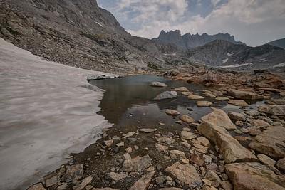 Basin Near Indian Pass