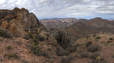 Corkscrew Summit on the Left