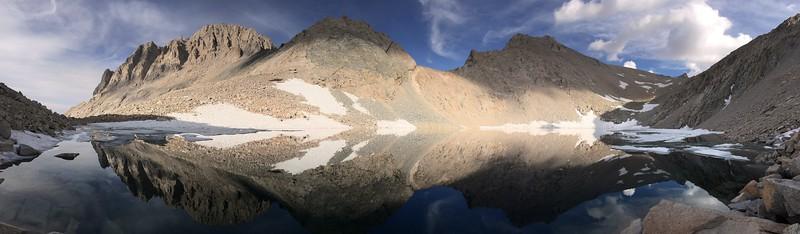 Reflections in Lake Helen of Troy