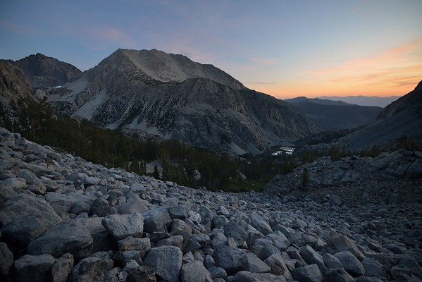 Mount Alice at Sunrise