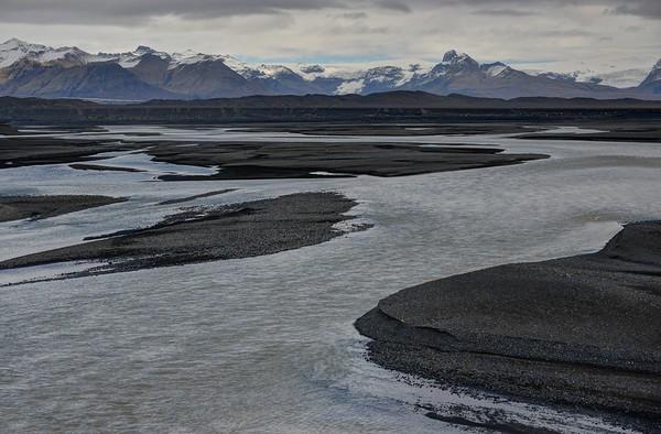 Glacial Drainage
