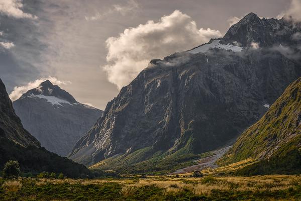Massive Mount Talbot
