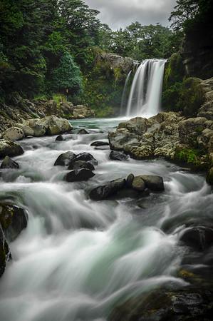Tawhai Falls (Gollum's Pool)