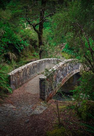 Avalanche Creek Bridge