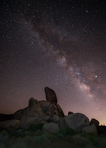 Ryan Rock and the Milky Way