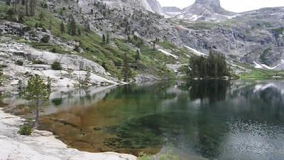 Upper Hamilton Lake