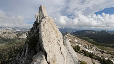 Summit of Tresidder Peak