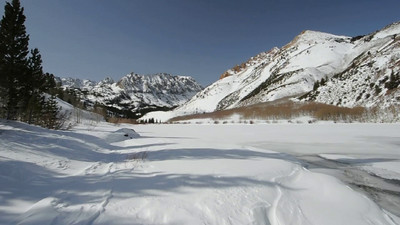 North Lake in Winter