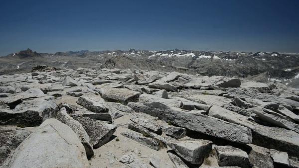 The Summit of Royce Peak