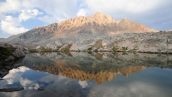 Reflections in the Humphreys Lakes