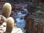 Confluence of Havasupai Canyon and the Colorado River