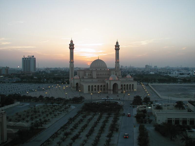 Grand Mosque, Bahrain 2002