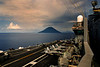 USS GEORGE WASHINGTON (CVN 73) at Manado to participate in the Indonesian Fleet Review, 2009.