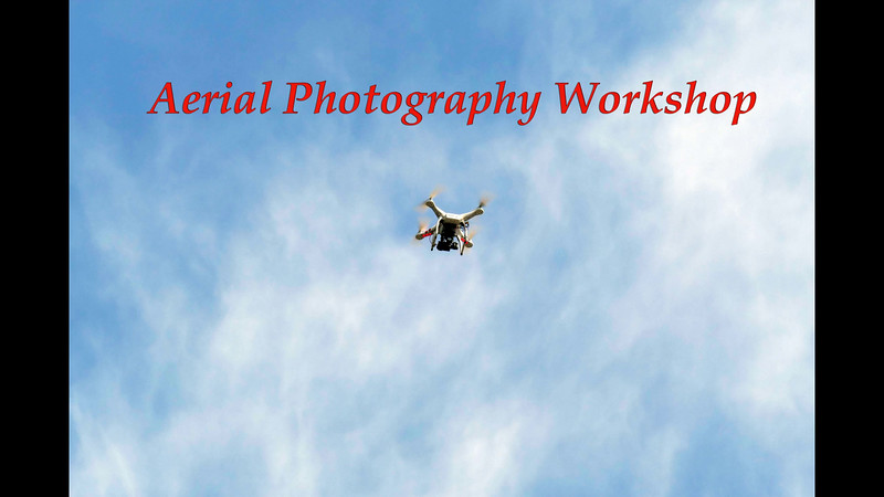 Aerial Photography Workshop, Cass,   WV      8-28-15