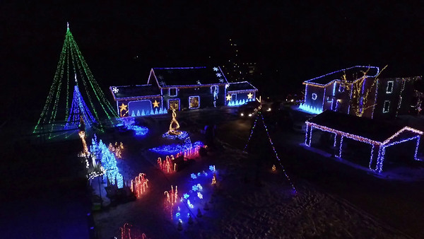 Barthel's Nursery: Xmas Lights