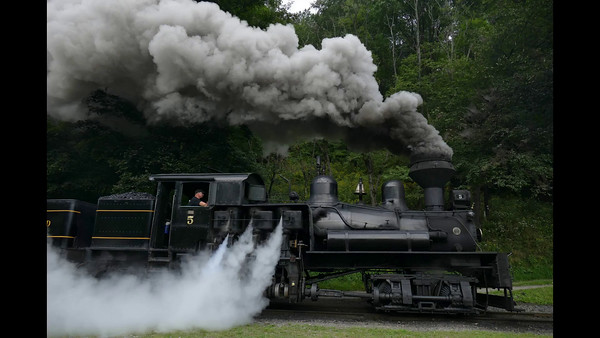 Cass Scenic Railroad