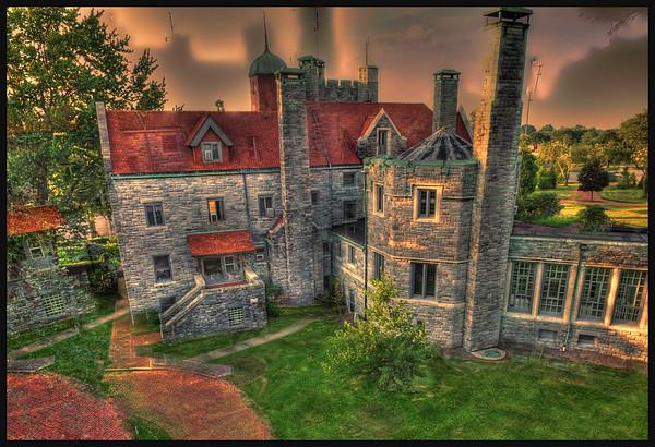 Glamorgan Castle,   Alliance OH