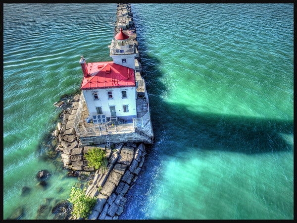 Headlands Lighthouse, Mentor, Ohio