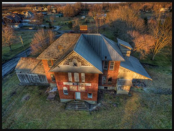 Harrisburg Ohio  Feed Mill
