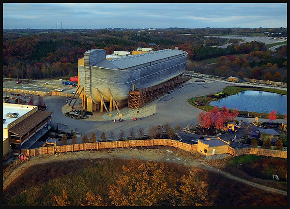 Noah's Ark and the Creation Museum