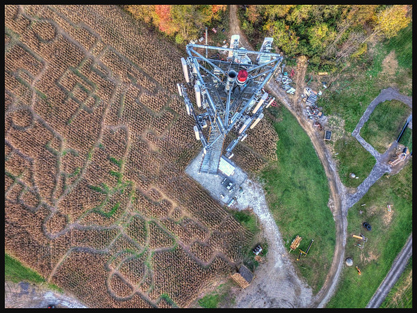 Rufener Farm and Corn Maze, Suffield, Ohio