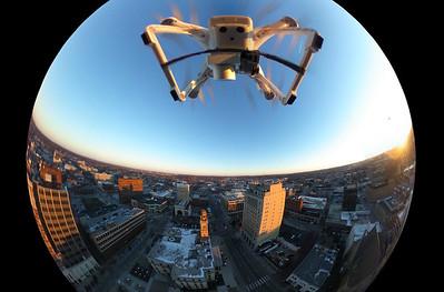 Adventures of Don Drone, my Phantom 3 Quadricopter