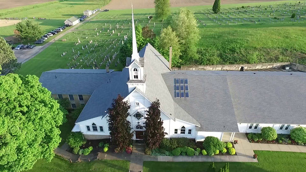 St Jacob's Lutheran Church, North Canton