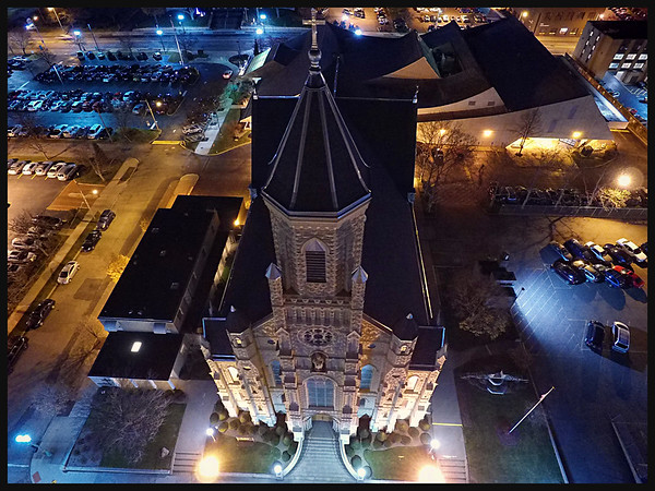St Peters Church, Canton, Ohio