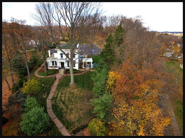 The Hart Mansion (restaurant), Minerva, Ohio
