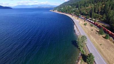6-Eastern shore of Lake Pend Arielle