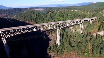 3-Moyle River Bridge in morning Sun