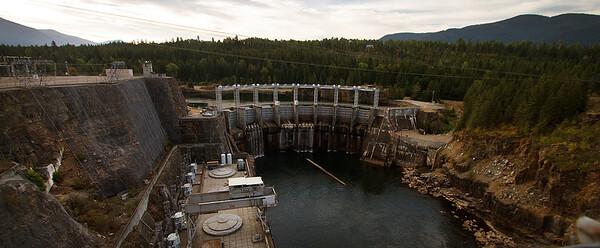 Cabinet Gorge Dam -IMG_8373