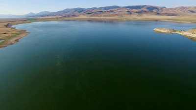 1-Clark Canyon Dam and lake