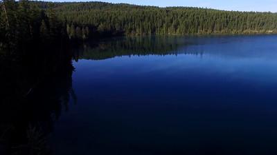 1-Early-morning liftoff at Dickey Lake, Montana