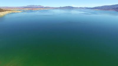 Drones over water