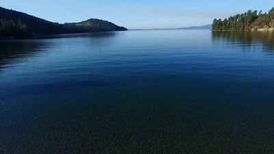 2-Morning liftoff at Yellow Bay, Flathead Lake
