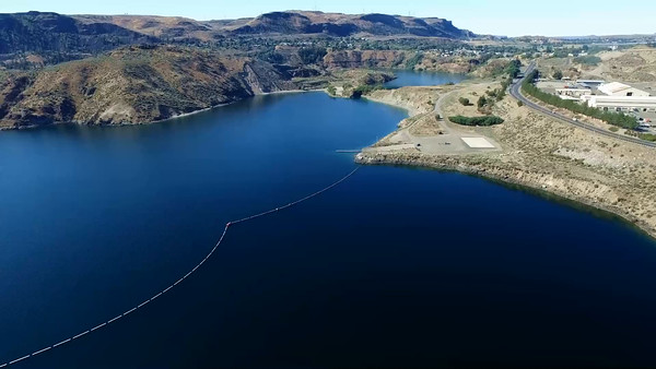 7-Above the Columbia River behind the Grand Coulee Dam-2