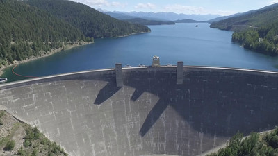 Hungry Horse Dam  2