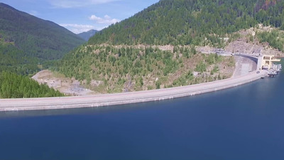 Hungry Horse Dam 1
