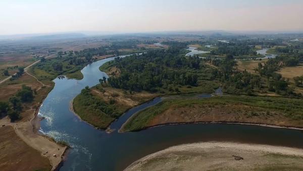 18-Seems like more than three rivers