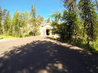 2-Needles Highway-Iron Creek Tunnel