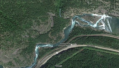 1A-Satelllite of Kootenai Falls
