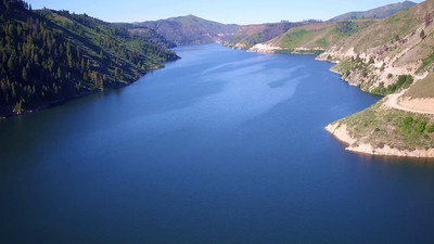 Anderson Ranch Reservoir and Dam