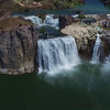 3-Shoshone Falls and power plant-closer