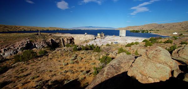Morning at Pathfinder Dam-IMG_8154_5_6_tonemapped