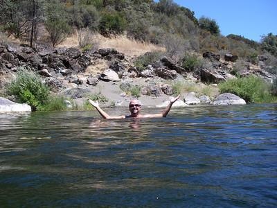 Putah Creek - July 2010
