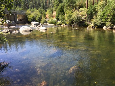 Stanislaus River - Sept 2016