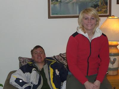 Ben & Laura.