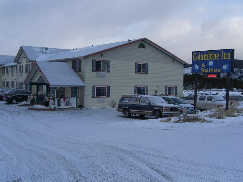 Oh, it's not a motel - it's an Inn.