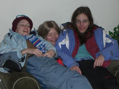 L-R: Emily, Kat and Jodi.
